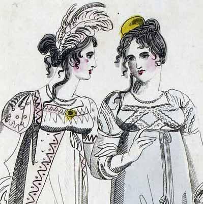 neckline 1801