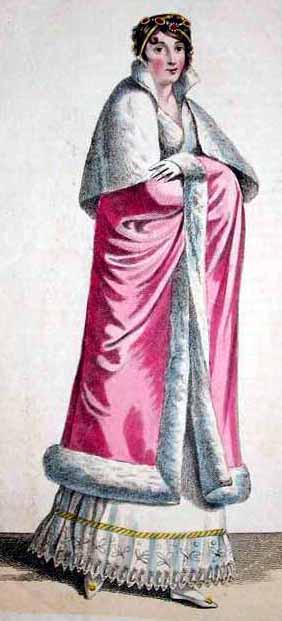 1808 cloak
