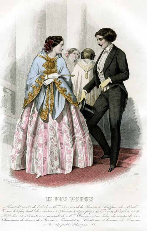 1852 lady and gent
