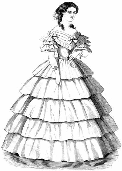 Godey's, May 1860