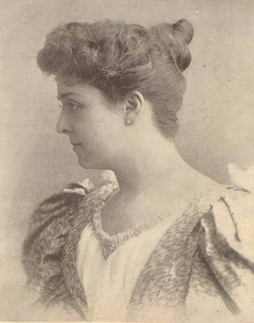 1890s Hairstyles And Jewelry In Photos Vintage Victorian