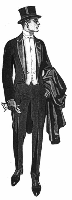 Image result for morning suit with top hat