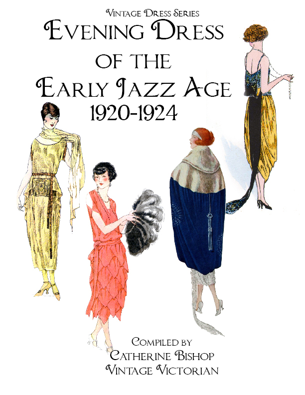 1920s Evening Dress, jazz age/prohibition/gatsby era fashions ...
