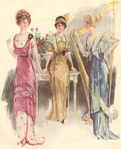 edwardian era fashion titanic-#2