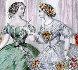 Vintage Victorian: sewing 1860s fashions