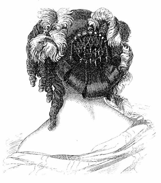 hairstyles of the 1860s